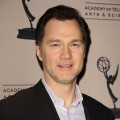 David Morrissey attends an evening with 'The Walking Dead' at Leonard H. Goldenson Theatre, North Hollywood, on February 5, 2013