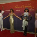 Whitney Houston's Madame Tussauds Wax Figures Unveiled