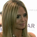 Heidi Klum &amp; Michael Kors Supports amfAR