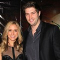 Kristin Cavallari and NFL Jay Cutler attend the Opening Night Of Cirque du Soleil's 'OVO' at the Santa Monica Pier in Santa Monica, Calif., on January 20, 2012