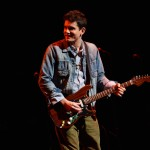 John Mayer performs onstage at the 6th Annual Stand Up For Heroes at the Beacon Theatre on November 8, 2012