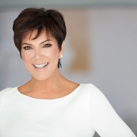 Kris Jenner in a promo photo for her new talk show, &#8216;Kris&#8217;