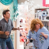 Jason Bateman as Sandy and Melissa McCarthy as Sandy in &#8216;Identity Thief&#8217;