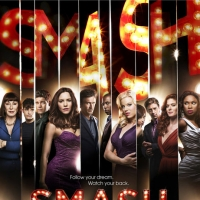 The key art for 'Smash' Season 2
