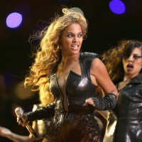 Beyonce rocks the stage during the Pepsi Super Bowl XLVII Halftime Show at Mercedes-Benz Superdome in New Orleans on February 3, 2013