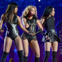 Kelly Rowland, Beyonce and Michelle Williams of Destinys Child perform during the Pepsi Super Bowl XLVII Halftime Show at Mercedes-Benz Superdome on February 3, 2013 in New Orleans