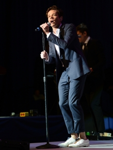 Nate Ruess of fun. performs onstage at The Inaugural Ball at the Walter E. Washington Convention Center on January 21, 2013 i
