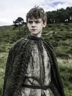 Thomas Brodie Sangster as Jojen Reed in &#8216;Game of Thrones&#8217; Season 3