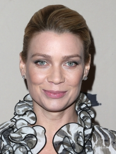 Laurie Holden attends The Academy Of Television Arts & Sciences Presents An Evening With 'The Walking Dead' at the Leonard H. Goldenson Theatre on February 5, 2013