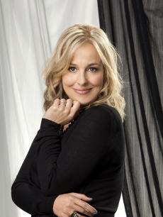 Genie Francis as Genevieve Atkinson on the Daytime Drama 'The Young and The Restless,' 2011