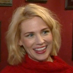 Sundance 2013: January Jones On Mad Men Coming To An End - It's 'Sad'