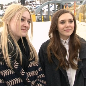 Sundance 2013: Dakota Fanning &amp; Elizabeth Olsen Talk Very Good Girls