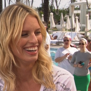 Karolina Kurkova Opens Up On Opting For A Natural Home Birth