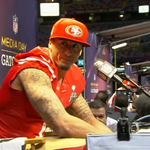 Access Invades Super Bowl XLVII Media Day