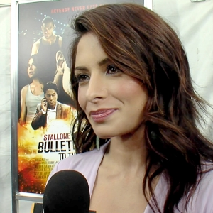 Sarah Shahi's Bullet To The Head NYC Premiere