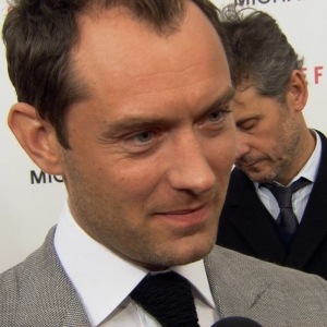 Jude Law Describes Side Effects At NYC Premiere: 'It's An Un-Guessable Thriller'