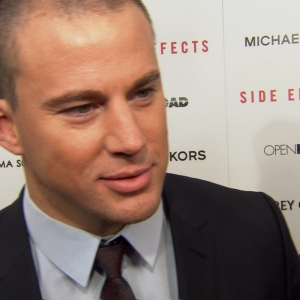Channing Tatum Dishes On Side Effects, Magic Mike Sequel & New G.I. Joe