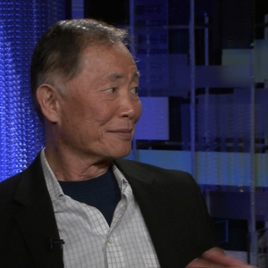 George Takei Talks Playing Both Good &amp; Bad In Nickelodeon&#8217;s Supah Ninjas