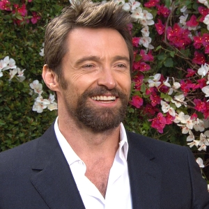 Oscar Luncheon 2013: Hugh Jackman Having A Blast