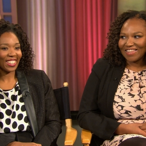 Nelson Mandela's Granddaughters Talk Reality Show Being Mandela