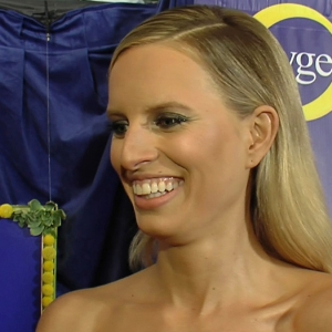 Karolina Kurkova: The Face Was A 'Great Experience'