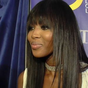 Naomi Campbell Shares Her Experiences On The Face