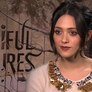 Emmy Rossum: Beautiful Creatures Is A 'Supernatural Love Story'