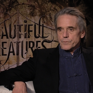 Jeremy Irons On The Benefits Of Using Practical Effects For Beautiful Creatures