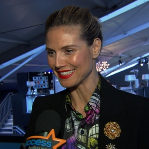 Heidi Klum On Project Runway Season 11: 'I'm Very Proud!'