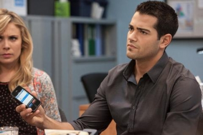 Jesse Metcalfe as Christopher Ewing in Season 2 of 'Dallas'