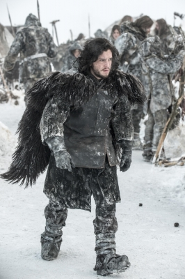 Jon Snow (Kit Harrington) — 'Game of Thrones' Season 3