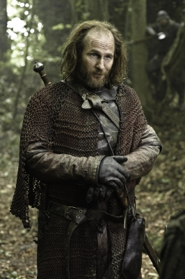 Paul Kaye as Thoros in 'Game of Thrones' Season 3