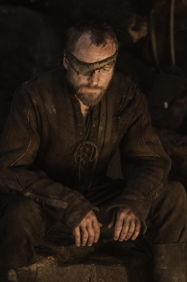 Richard Dormer as Beric Dondarrion in 'Game of Thrones' Season 3