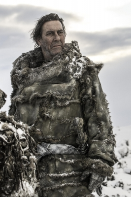 Ciaran Hinds as Mance Rayder in 'Game of Thrones' Season 3