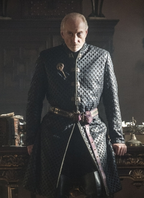 Charles Dance as Tywin Lannister in 'Game of Thrones' Season 3