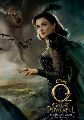 Evanora in 'Oz The Great and Powerful'