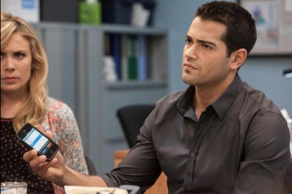 Jesse Metcalfe as Christopher Ewing in Season 2 of &#8216;Dallas&#8217;