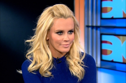 Jenny McCarthy speaks with Access Hollywood, Feb 5, 2013