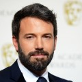 Ben Affleck poses in the press room at The EE British Academy Film Awards 2013 at The Royal Opera House on February 10, 2013 in London