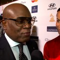 LA Reid Talks Being Honored At The Clive Davis Pre-Grammy Party