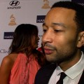 John Legend At The Clive Davis Pre-Grammy Party: Why Is This His First Time?