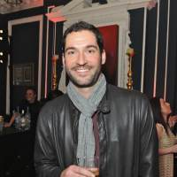 Tom Ellis attends the launch of Virgin Media TiVo at The House of St Barnabas, London, on March 30, 2011