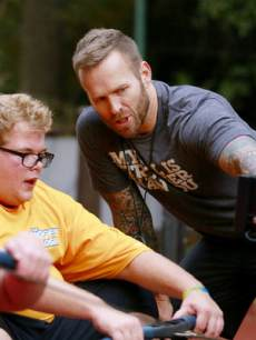 The Biggest Loser 'Tough Love' episode