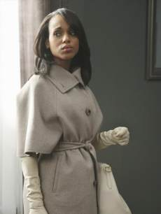Kerry Washington as Olivia Pope in ABC's 'Scandal'