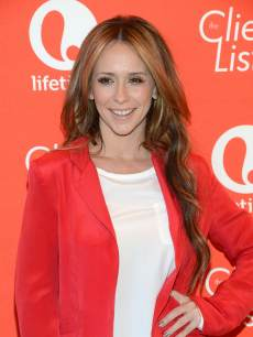 Jennifer Love Hewitt attends Lifetime's 'The Client List' Valentine's Day Event at Mel's Diner, Los Angeles, on February 14, 2013