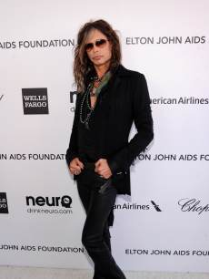Steven Tyler attends the 21st Annual Elton John AIDS Foundation Academy Awards Viewing Party at Pacific Design Center, West Hollywood, on February 24, 2013