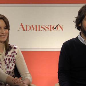 Tina Fey &amp; Paul Rudd Talk New Comedy Admission