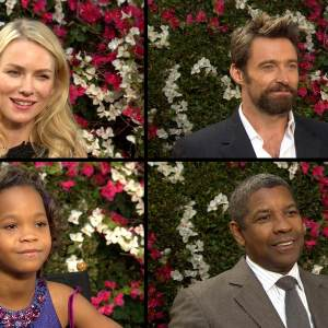 Oscar Luncheon 2013: The Stars Gear Up For The Academy Awards!