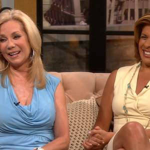 Kathie Lee Gifford & Hoda Kotb Play The Risque Fifty Shades of Grey Game!