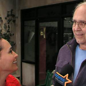 Chevy Chase Discusses Community Season 4